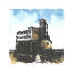 Sharon Pallent - Grain Fort - The Hazeln