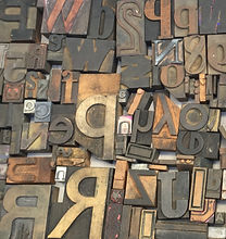 woodblock letterpress