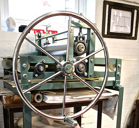 Geared Rollaco Press