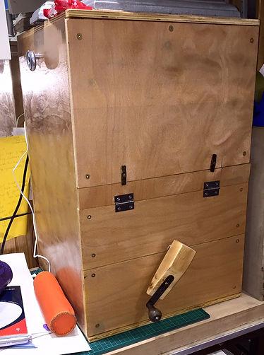 Hazelnut Press Aquatint Box