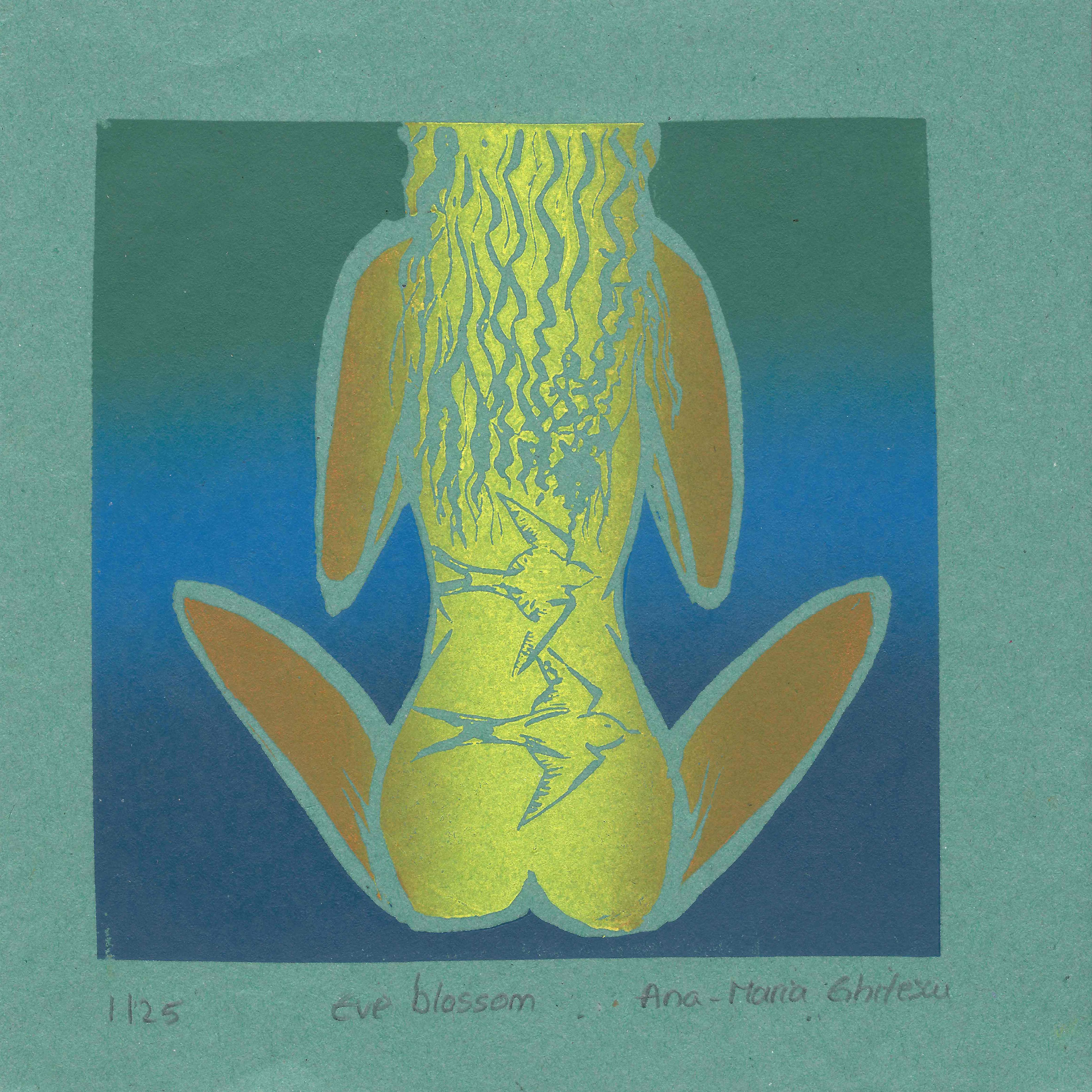 Ana-Maria Ghitescu - Eve Blossom - The H