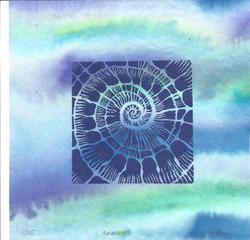 Hazelnut Press Gloria Holden's 'Ammonite