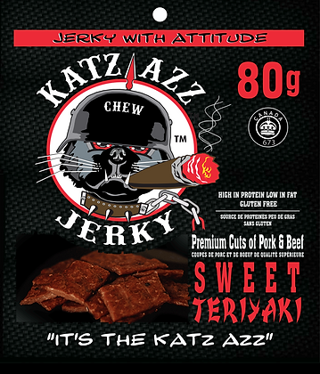 Sweet Teriyaki 80g Bag
