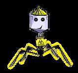 Virus biohazard
