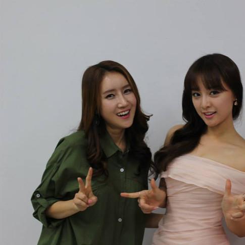Actress Ji-Won, Kim