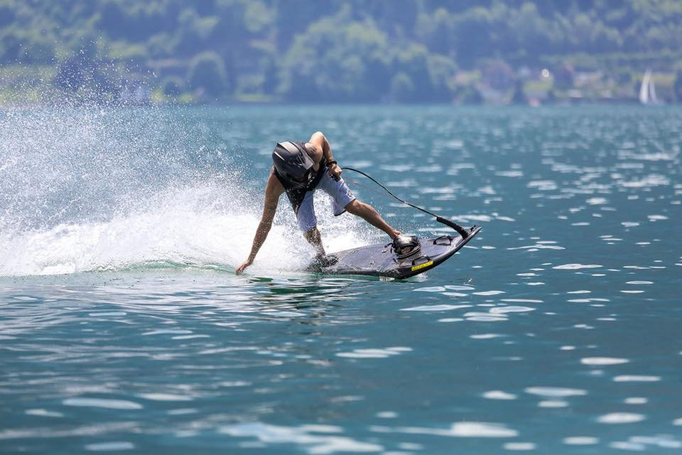 Jet-Surf Activity
