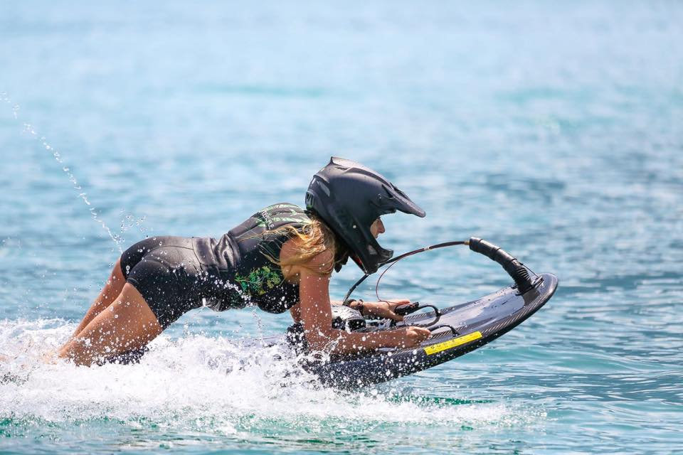 Jet-Surf Initiation