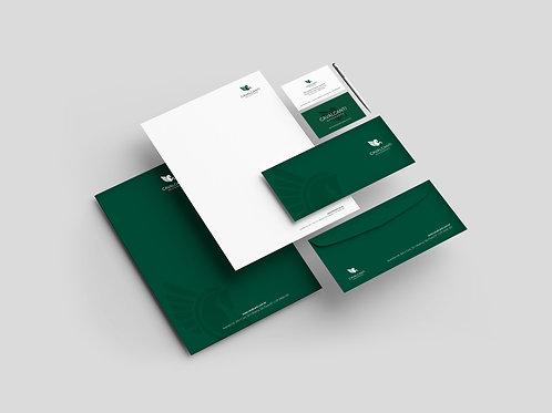 Criação de envelope ofício