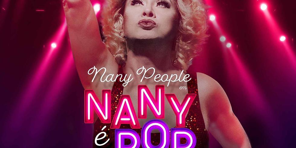 Nany é Pop - Um Musical / Osasco/SP