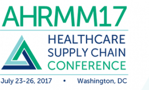 What We're Looking Forward to at AHRMM 2017