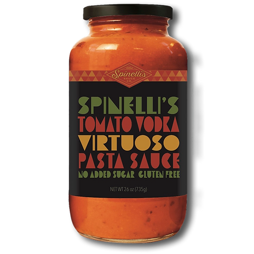 Spinelli's Vodka Sauce