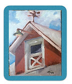 Carriage House Art and Farm specializes in fine art and fabulous jams.