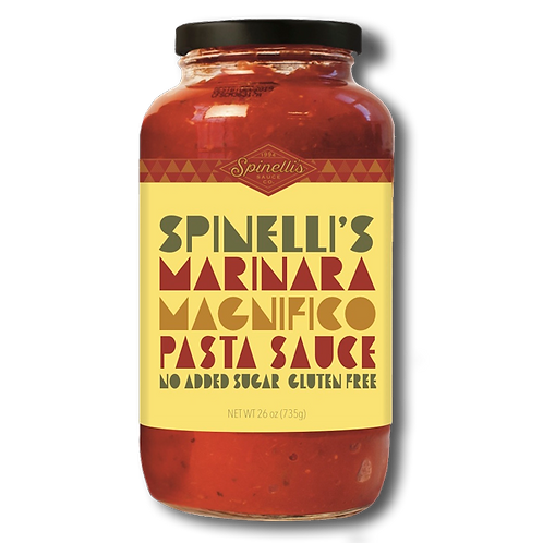 Spinelli's Marinara Sauce