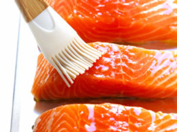 Wild Alaska Salmon Filets