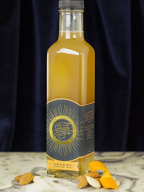Bougie Orgeat Syrup