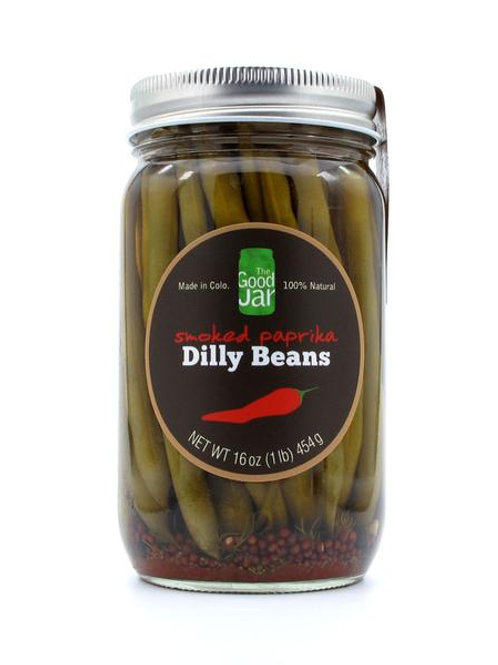 Smoked Paprika Dilly Beans