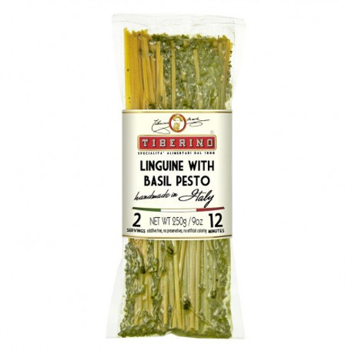 Linguini with Pesto