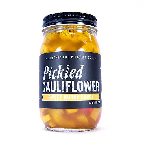Pickled Cauliflower 16oz