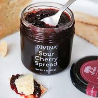 Sour Cherry Spread