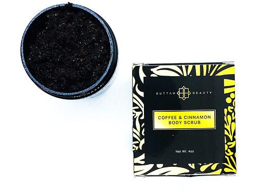Coffee & Cinnamon Body Scrub