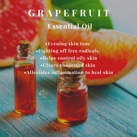 What is Grapefruit Essential Oil?