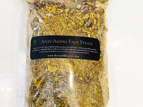 Anti-Aging Face Steam