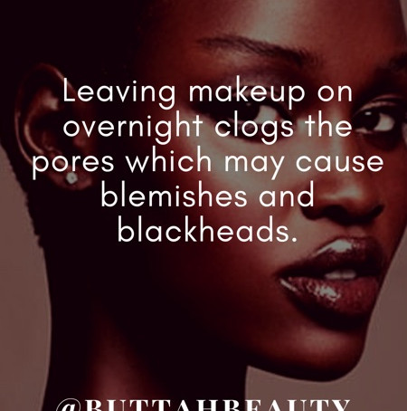 MAKEUP IS NOT YOUR BFF