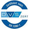 DVS Zertifiziert DIN EN 1090