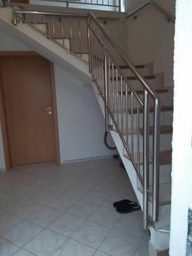 Treppengeländer aus Edelstahl 2