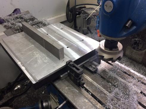 Aluminiumplatte