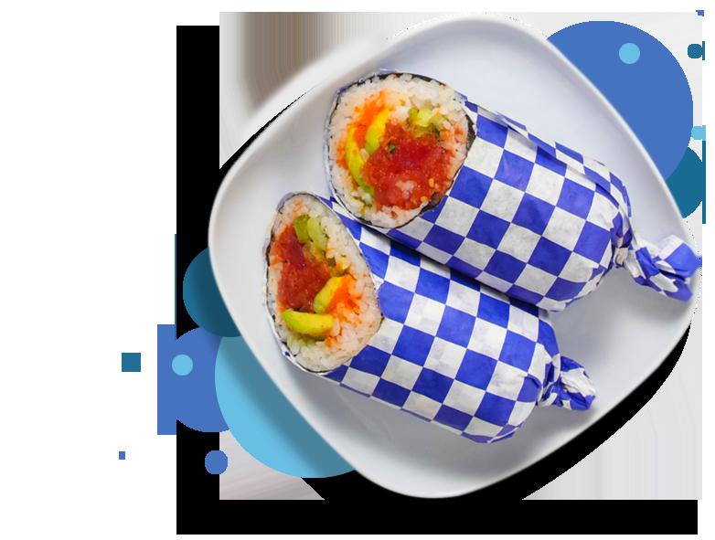 Pokebar Spacy Tuna Burrito.png