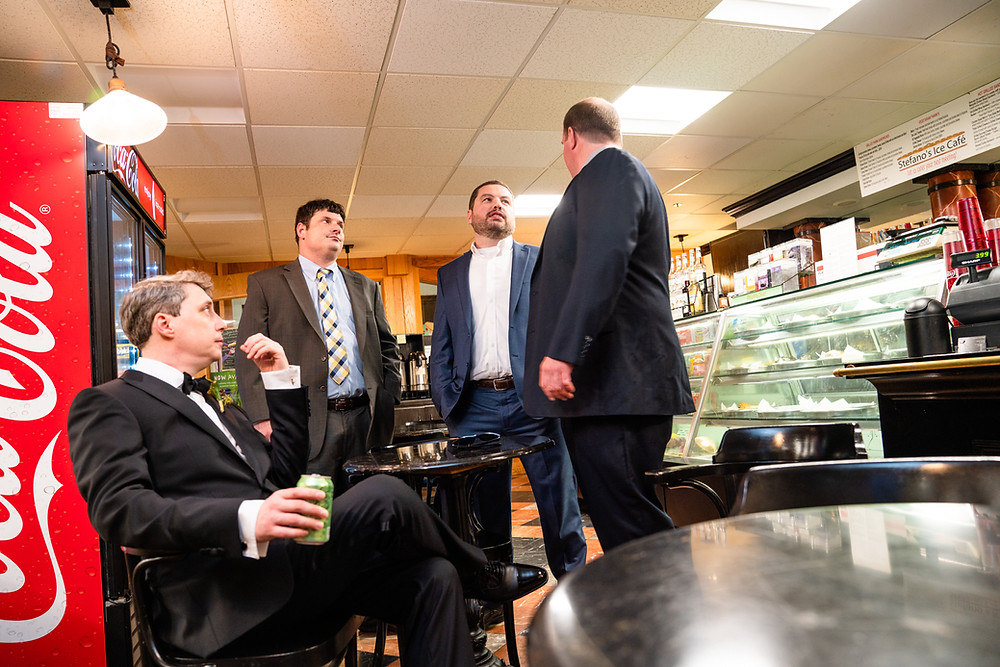 Bloomington Stefano's Ice Cafe