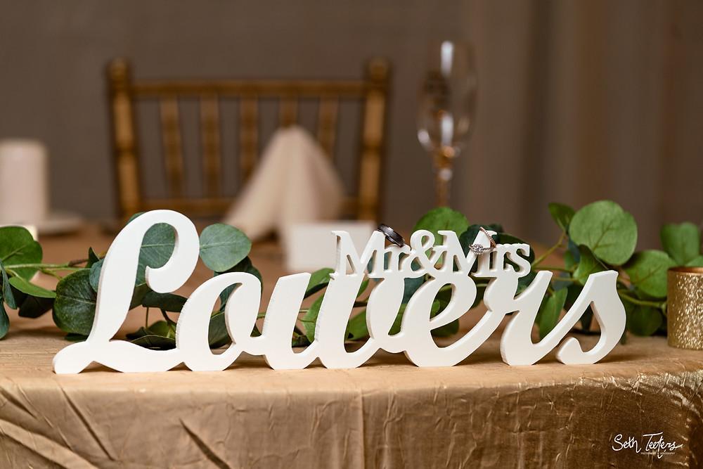 Mr & Mrs Lowers