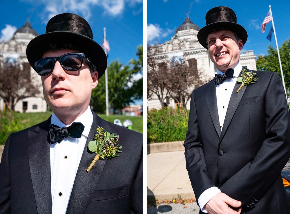 Bloomington Wedding Photography