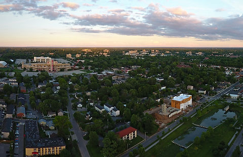 Bloomington Drone Photography