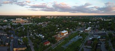 Northside Bloomington Panorama