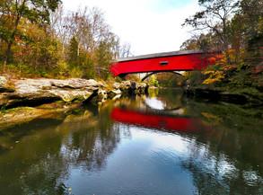 Narrows Covered Bridge