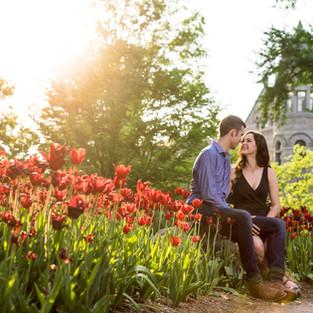 Abigail + Stewart's Engagement