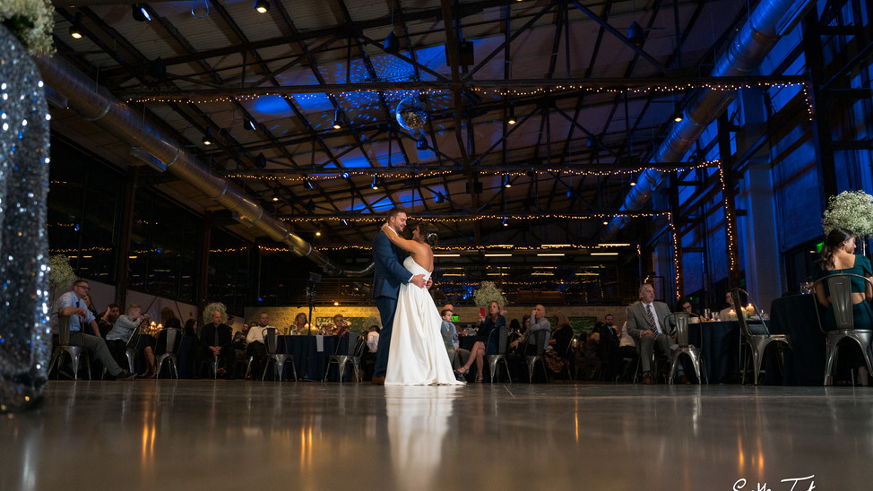Stephanie & Brian's Wedding