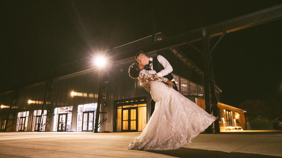Akilah & Logan's Wedding