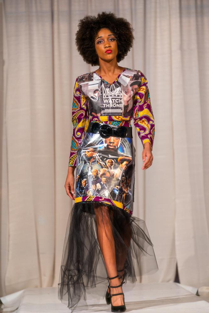 Black Panther Dress