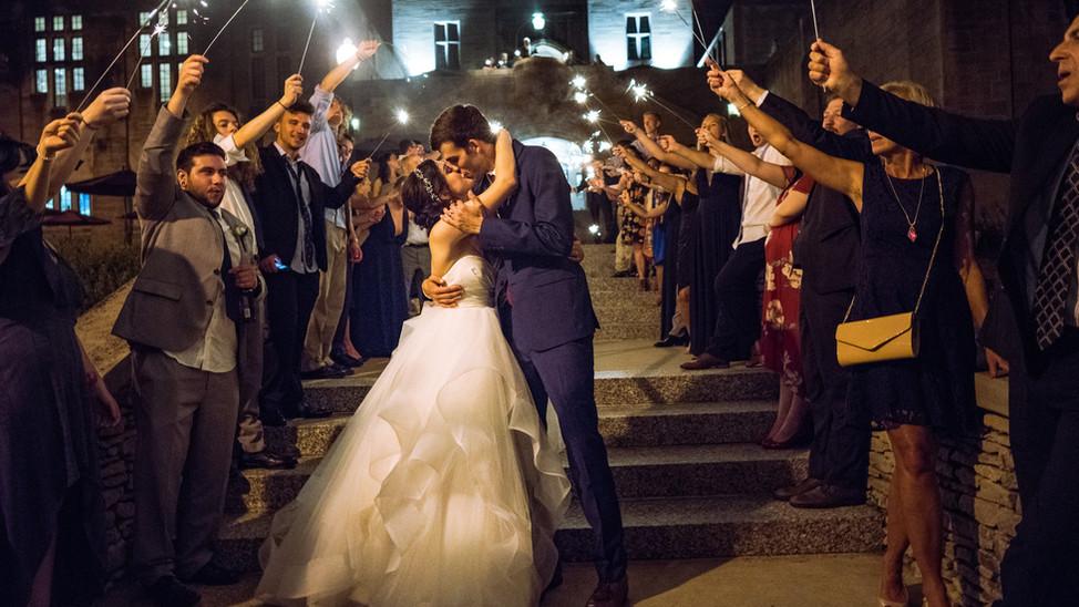 Abigail + Stewart's Wedding