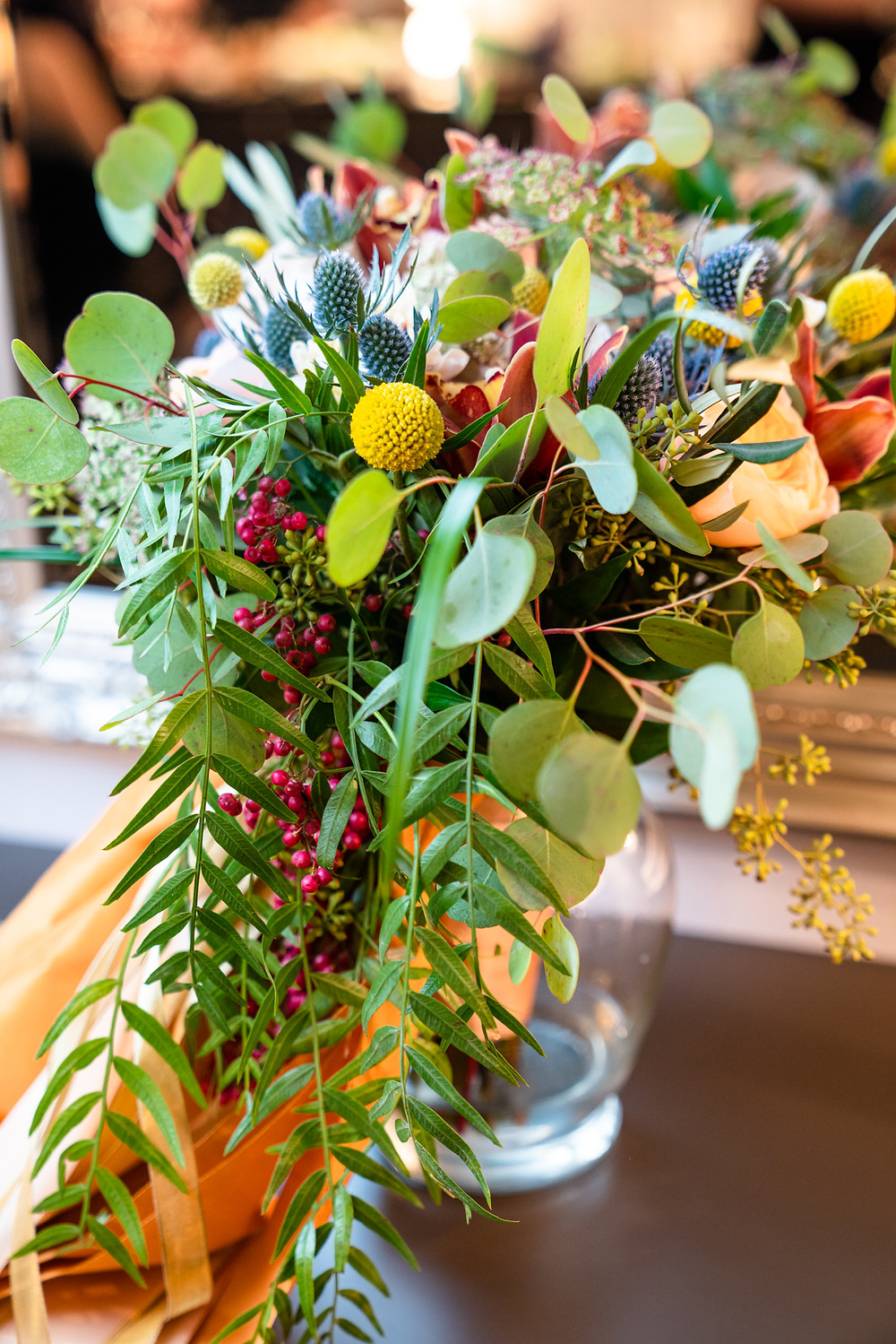 Wedding Bouquet Photography