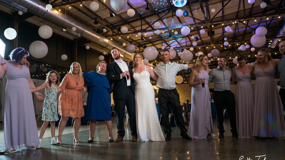 Erin & James' Wedding
