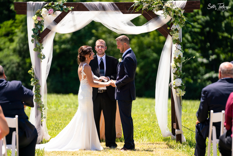 Sarah + Daniel's Wedding