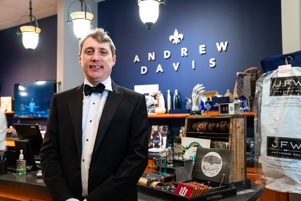 Andrew Davis Bloomington