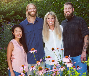 Bloominton Family Photographer