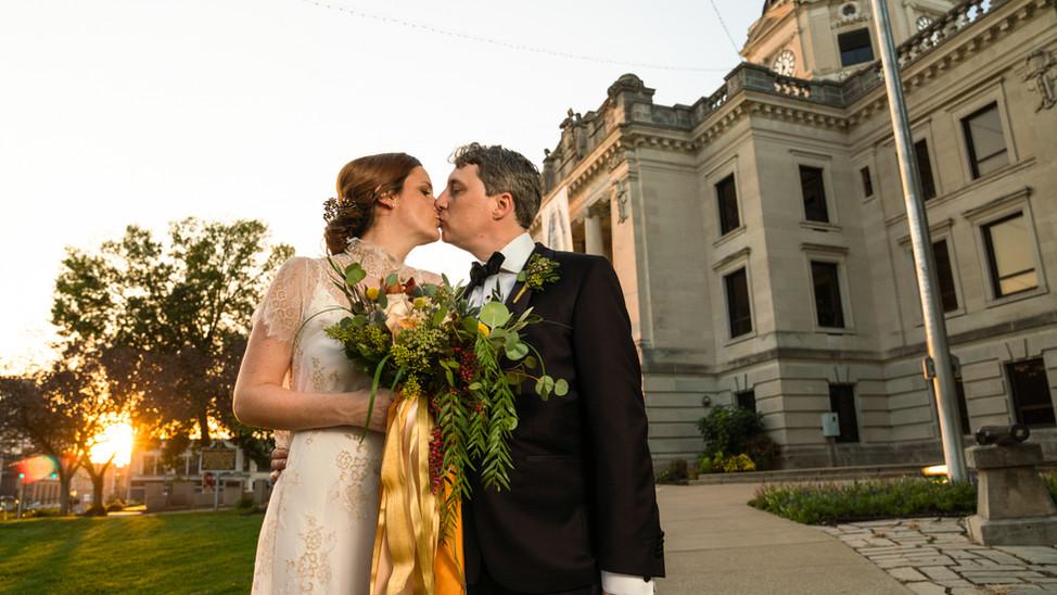 A Very Bloomington Wedding!