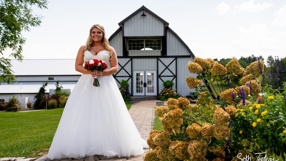 Krystal + Brooks' Wedding
