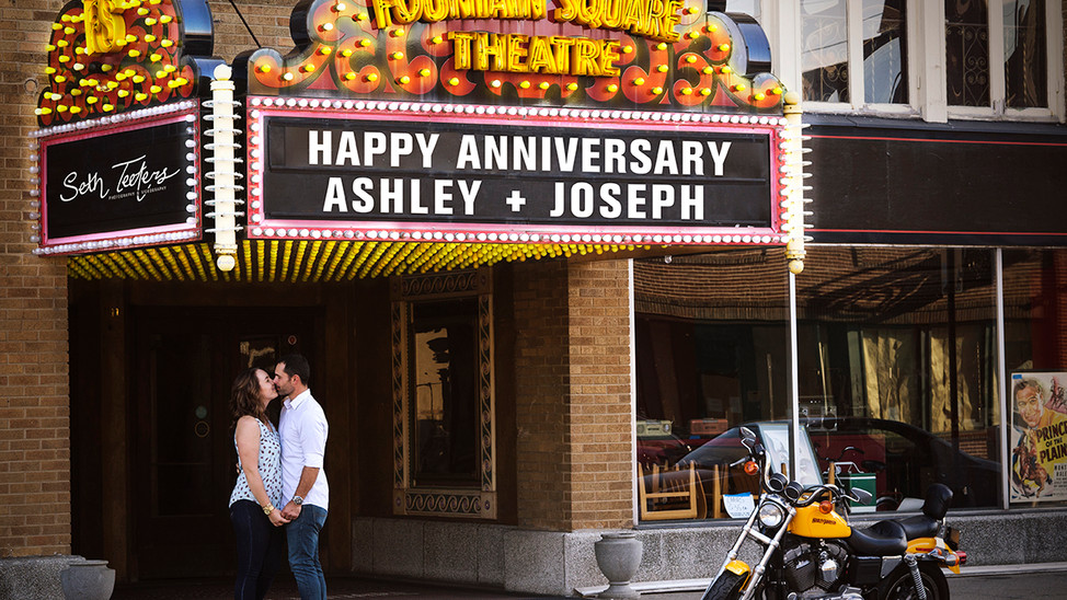 Ashley + Joseph's Anniversary